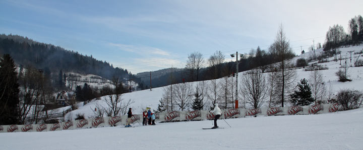 skiing holidays in and around Zakopane