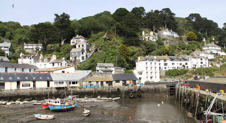holiday cottages in Polperro Cornwall