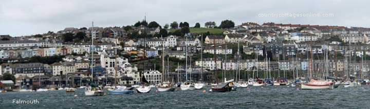 self catering accommodation Falmouth