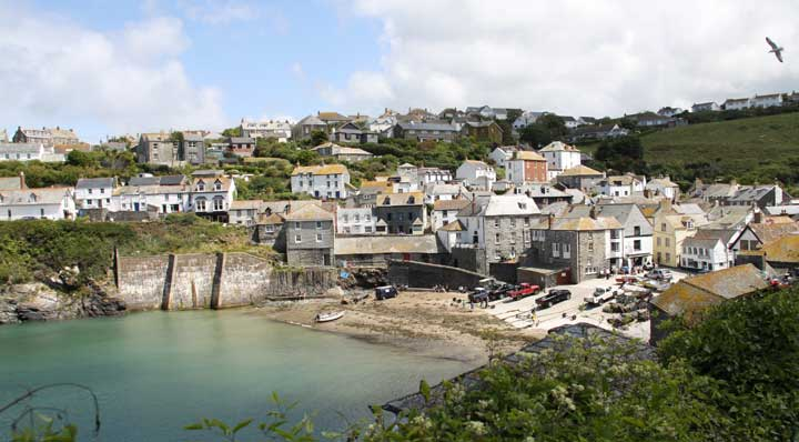 Awe Inspiring Self Catering Country Cottages In Port Isaac Cornwall England Beutiful Home Inspiration Xortanetmahrainfo