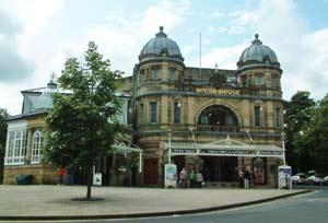 Opera House in Buxton Derbyshire