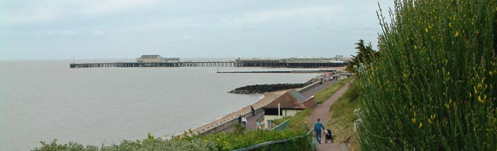Clacton in Sea Essex