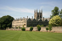 Oxford self-catering accommodation for short breaks and weekly lets for both business and pleasure