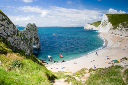 Dorset Beach in the West Country