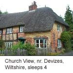 self catering holiday cottages in England