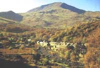 self-catering cottages north Wales Gwynedd