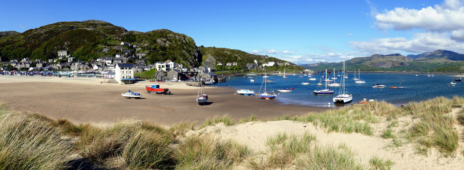 holiday cottages in Barmouth Wales