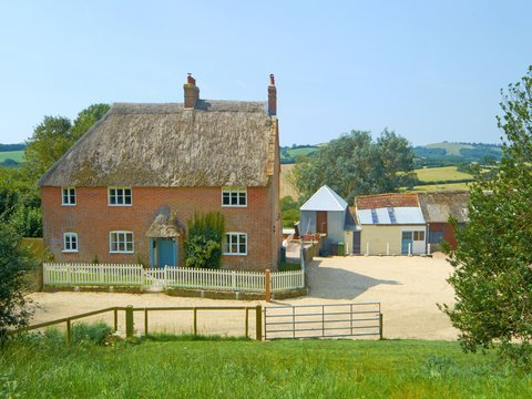 cottages with horses for selfcatering holidays in Dorset