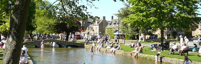 Self Catering Country Cottages In Bourton On The Water