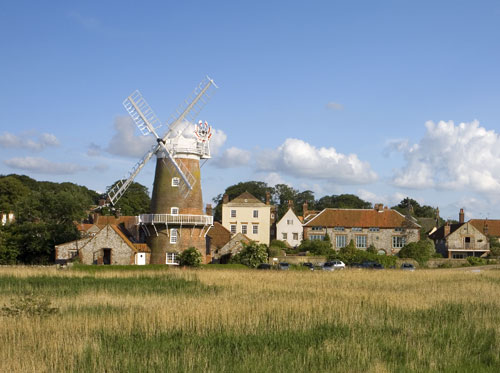 Cley-next-the-sea holiday accommodation