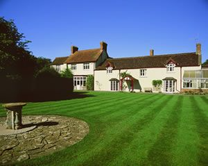 large country house Somerset