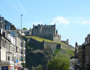 Edinburgh for self catering holidays