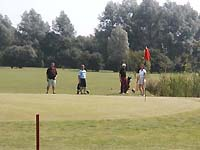 golfing holidays self-catering accommodation