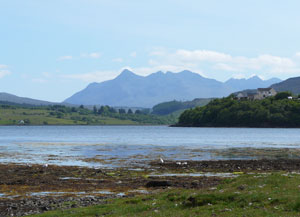 Isle of Skye for self catering in the Scottish Highlands