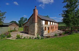 Rural retreat Herefordshire