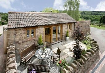 Self-catering barn conversion Forest of Dean