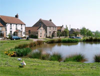 self catering cottages with stabling Yorkshire