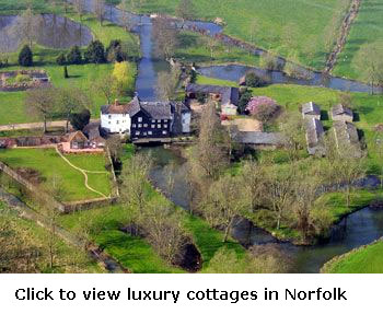 Luxurious norfolk holiday cottages