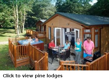 Norfolk holiday lodges