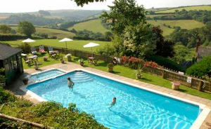 Holiday Cottages With An Outdoor Swimming Pool Self Catering Cottages With Outdoor Swimming Pools