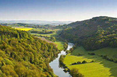 Wye Valley, a naturally beautiful place for a cottage holiday