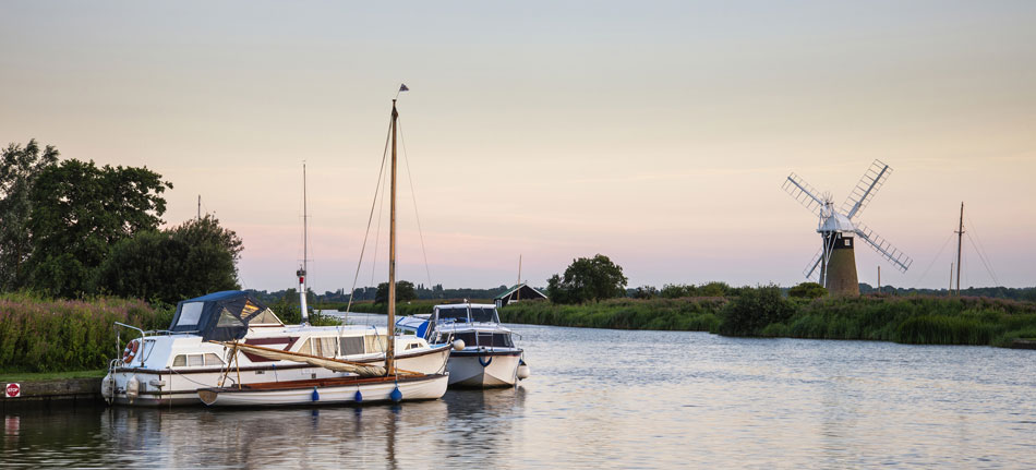 selfcatering holiday in norfolk