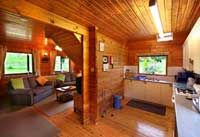 selfcatering log cabin holidays