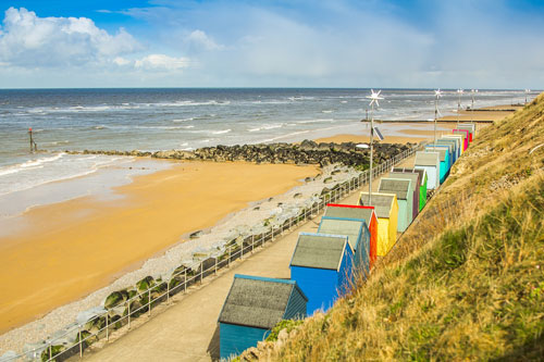 holiday accommodation Sheringham Norfolk