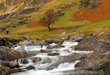 Snowdonia, excellent for rural cottage holidays