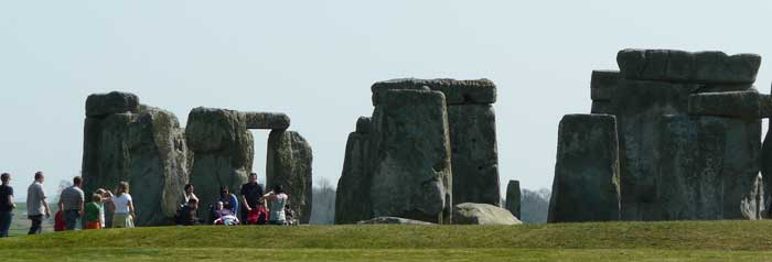 Stonehenge for special self-catering holidays