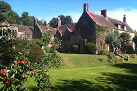 Symondsbury Manor In The West Country