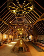 Unique Self-Catering Tudor Barn in Suffolk