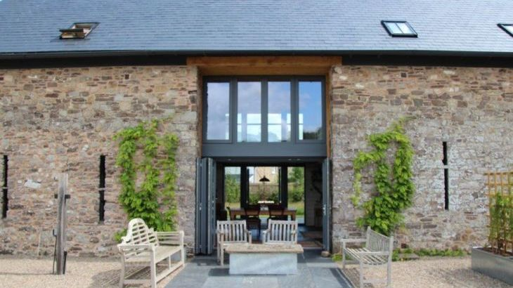 Barn conversion holidays