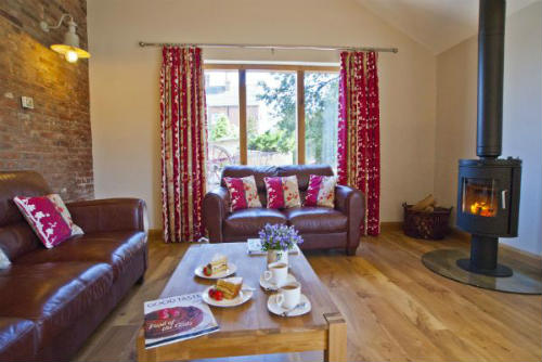 Luxury self-catering England