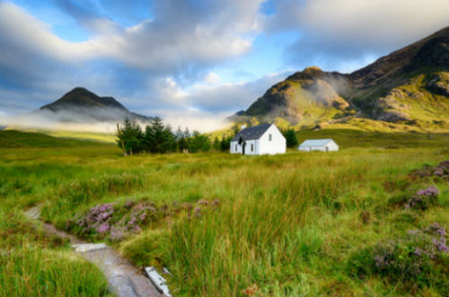 Rural retreat Scotland
