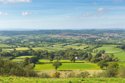 holiday in the Blackdown hills East Devon