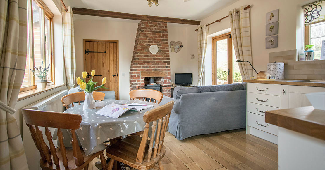 award winning self-catering holidays suffolk