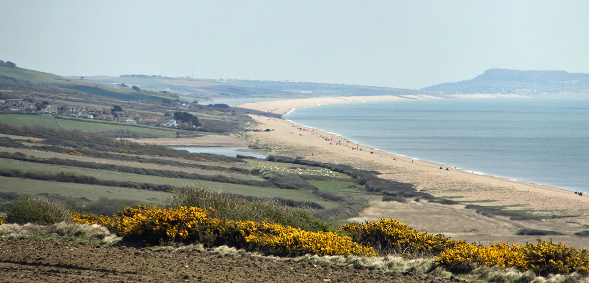 Chesil beach dorset holidays