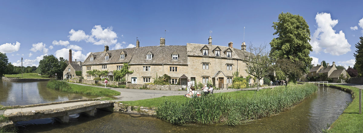 Cottage holidays in the Cotswolds