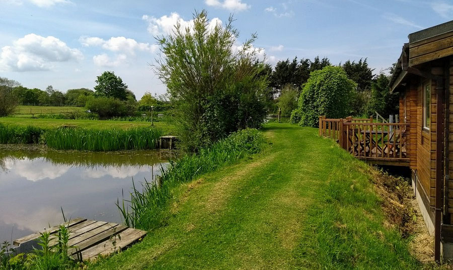 fishing lodges north west england lancashire