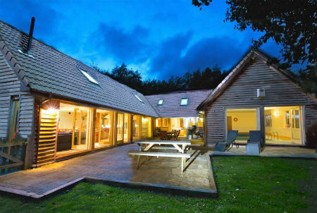 country cottages somerset luxury 5 star