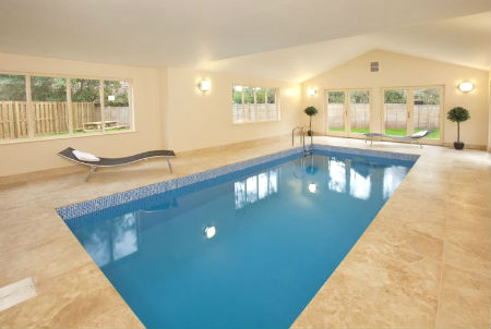 country cottage somerset indoor swimming pool
