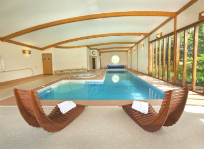 Luxury Holiday Cottages With Own Swimming Pool