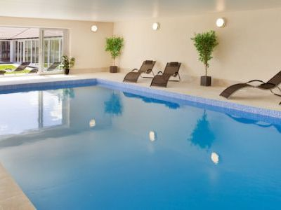 Private indoor pool  Cottages with a swimming pool | Self-catering holiday accommodation ...