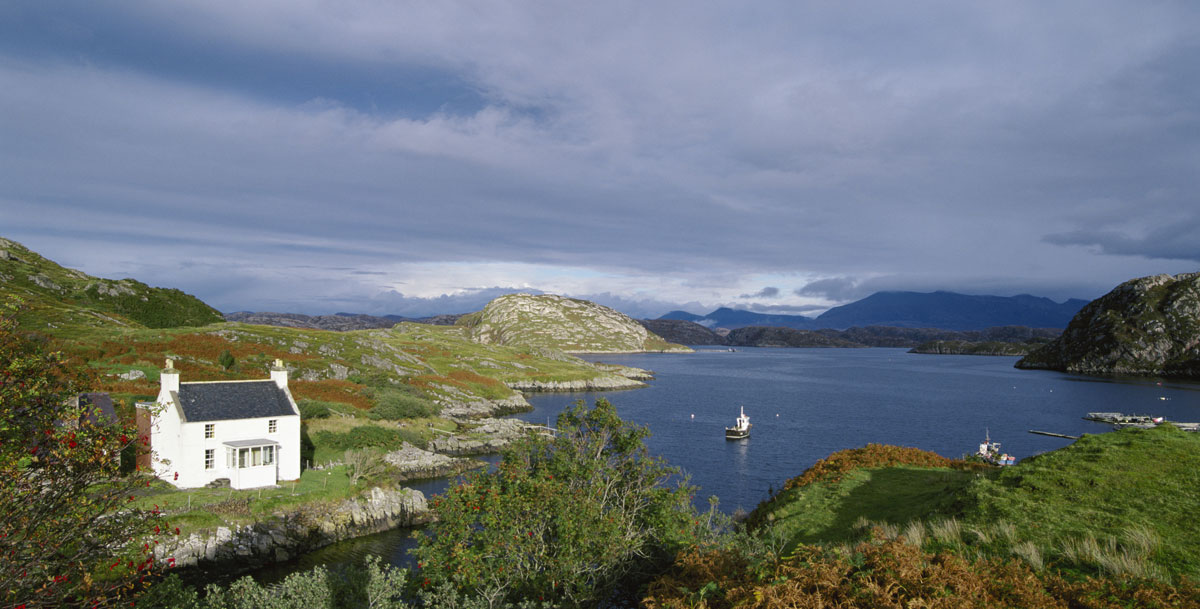 short break holiday cottages in scotland
