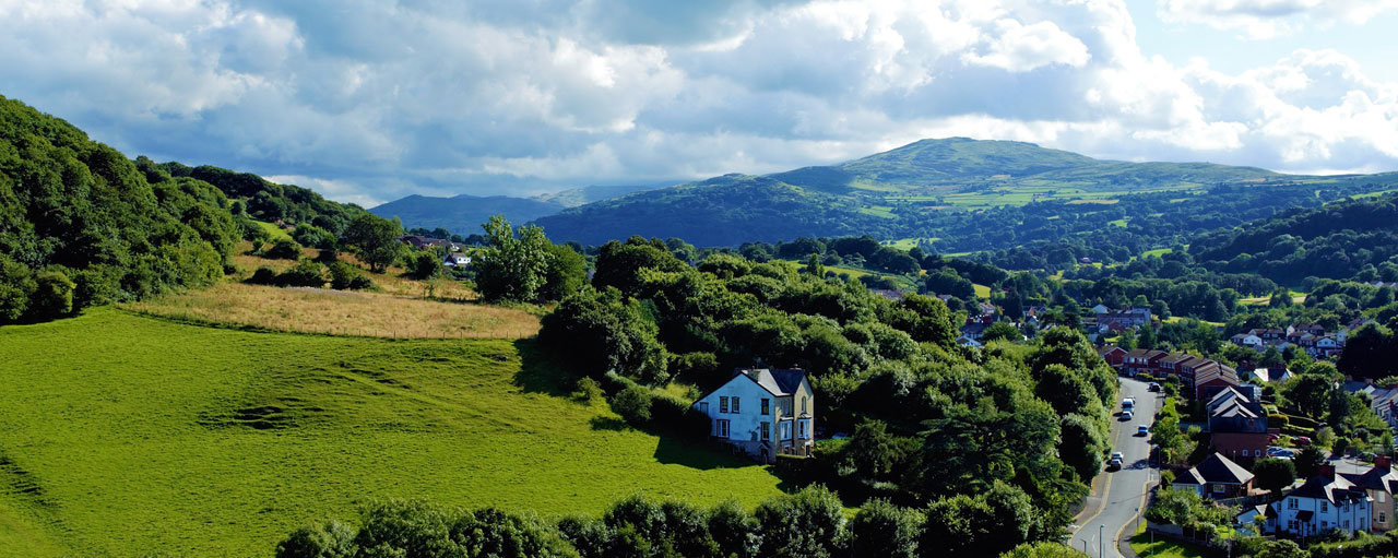 Snowdonia couples self-catering cottages
